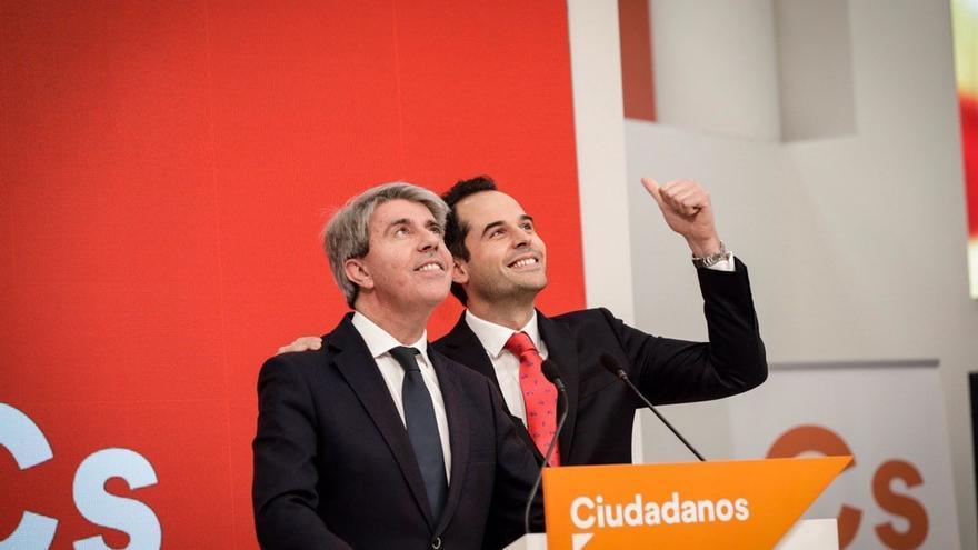 El expresidente de la Comunidad Ángel Garrido se pasa Ciudadanos e irá de número 13 a la Asamblea