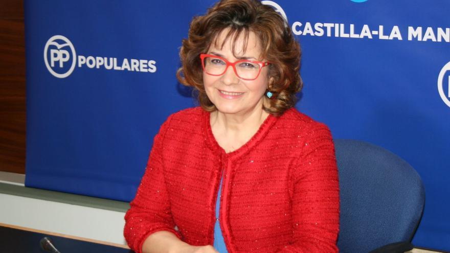 La portavoz del PP de Castilla-La Mancha, Carmen Riolobos / PP-CLM