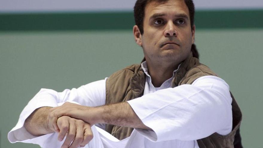 Rahul Gandhi acusa al hinduista Modi de la matanza de musulmanes en 2002
