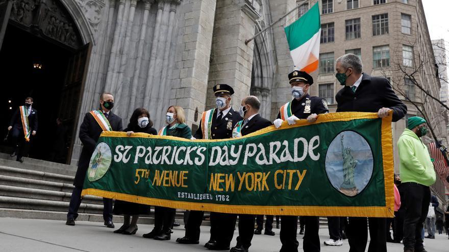 EE.UU. celebra el Día de San Patricio con las calles vacías y eventos virtuales