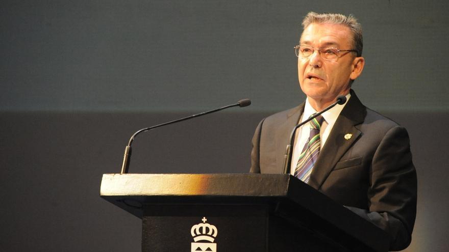 Rivero afirma que los canarios han avalado en las urnas el pacto CC-PSOE en el Gobierno regional