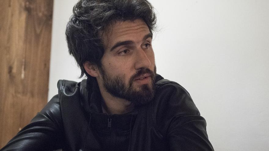 Guillermo Galván. Foto: David Conde