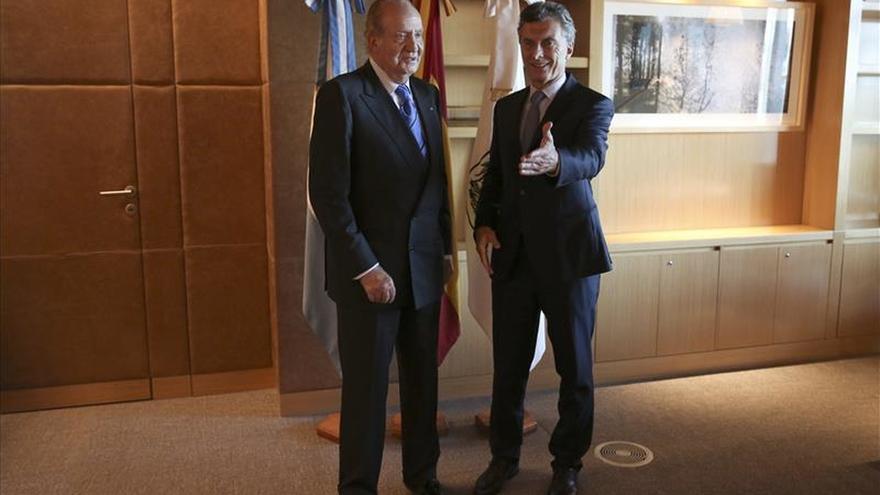 Macri estrena su agenda exterior con reuniones bilaterales