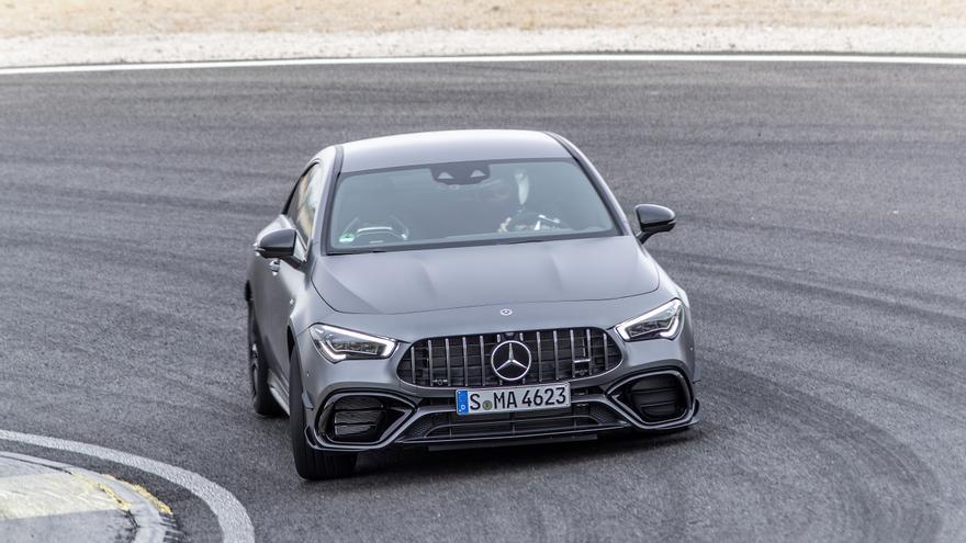 Daimler disminuye el sonido de escape en sus Mercedes-AMG A 45 S y Mercedes-AMG CLA 45 S.