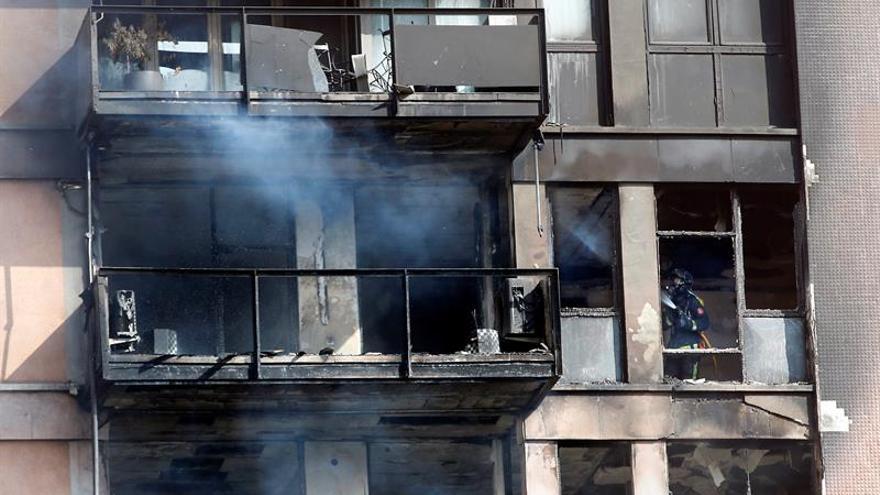 133 muertos por fuego en hogares en 2016, la peor cifra en una década