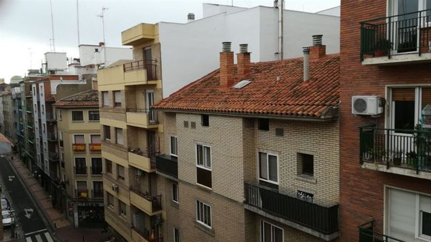 El precio de la vivienda en alquiler ha subido en lo que va de año en torno a un 2 % y se sitúa en 6,68 euros por metro cuadrado al mes