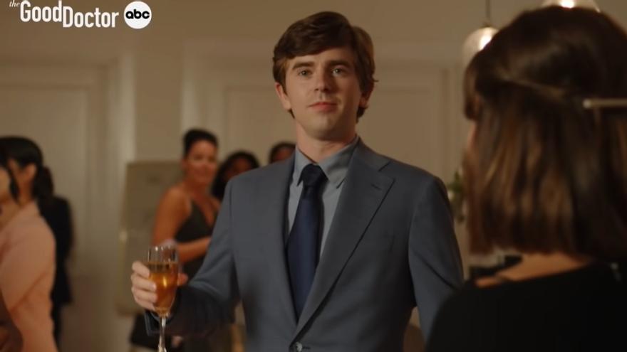 'The Good Doctor' lanza tráiler de su temporada 5, con una boda en posible peligro