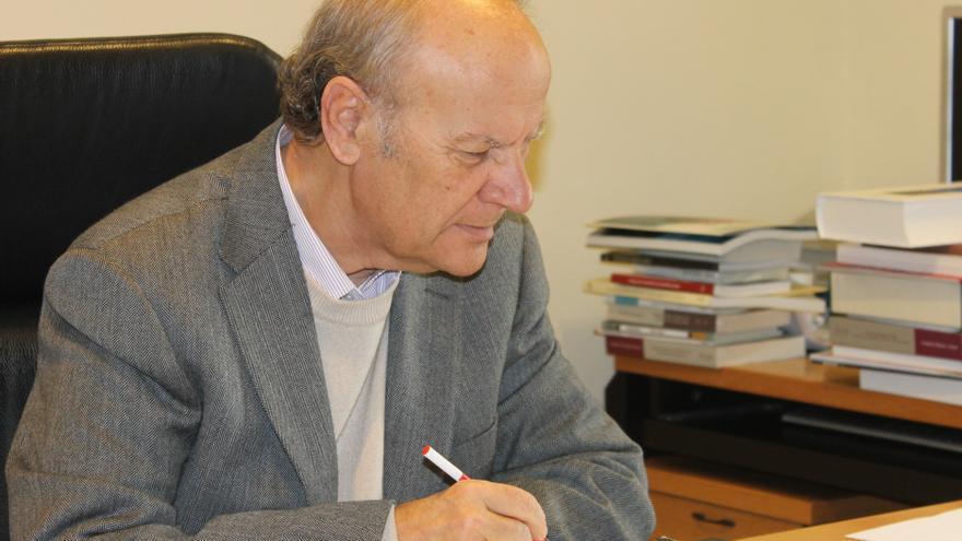 Ramon Ferrer, president de l'Acadèmia Valenciana de la Llengua