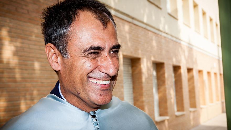 El catedrático Salvador Cruz Artacho /Foto: SITOH ORTEGA - UJA