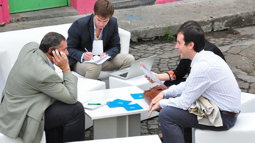 ¿Qué edad tienen los emprendedores españoles?