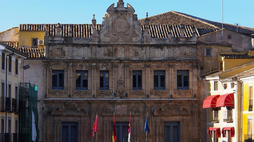 Ayuntamiento de Cuenca. Foto por Alfredo Miguel Romero | Flickr