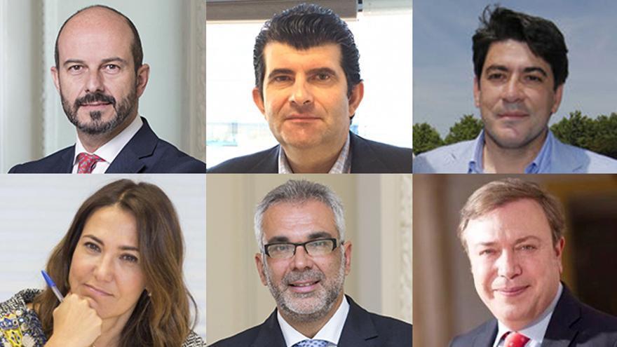 Diputados de la Asamblea de Madrid: la cantera de Cifuentes.