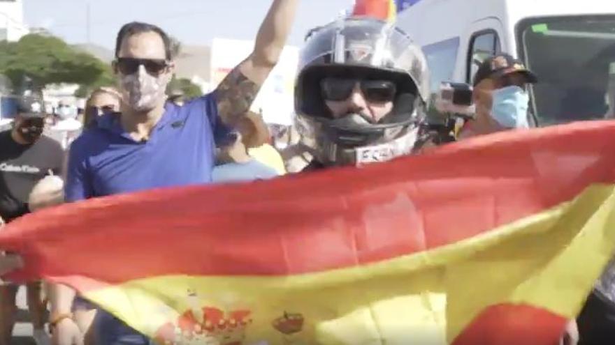 'Facha', octavo capítulo de 'Trópico Distópico', esta noche en Televisión Canaria