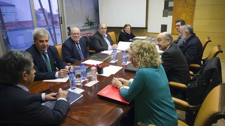 Autorizada la contratación de obras en tres carreteras de Campoo, Bareyo y Noja por 5 millones