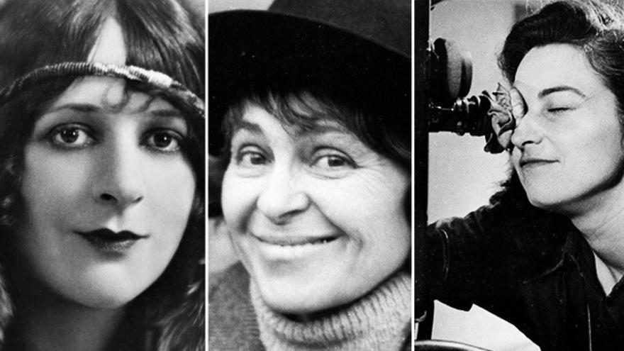 Nell Shipman, Kira Muratova y Jacqueline Audry, algunas de las mujeres que forman parte de 'Women Make Film'