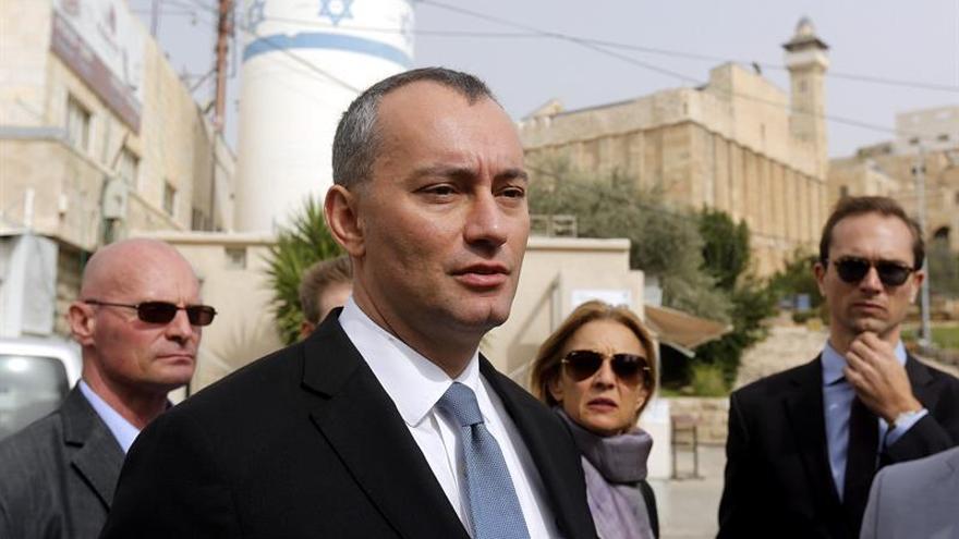 La ONU respalda a su enviado para Oriente Medio ante las críticas palestinas