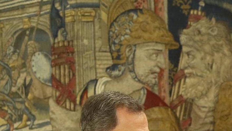 El Rey irá a Barcelona el martes tras desvelar Puigdemont su plan de consulta