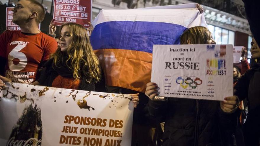 Periódico entrega nombres de homosexuales chechenes muertos a las autoridades