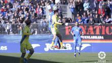 La UD Las Palmas se lleva un empate en el Fernando Torres.