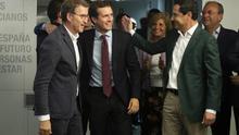 Dirigentes del PP alientan el debate sobre la abstención para investir a Sánchez y evitar una nueva derrota electoral