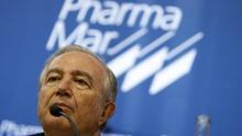 La esposa del presidente de Pharmamar compra 220.000 títulos de la farmacéutica por un tercio de su valor de mercado