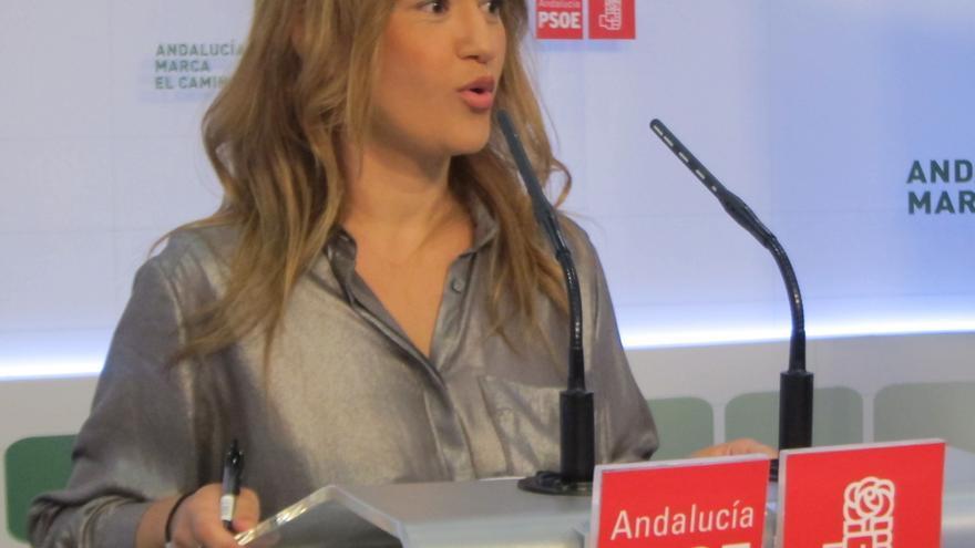 Verónica Pérez sucede este sábado a Susana Díaz en la Secretaría General del PSOE