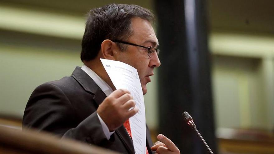 El PSOE lamenta que la recaudación de IVA de gimnasios haya subido el 28% en 5 años
