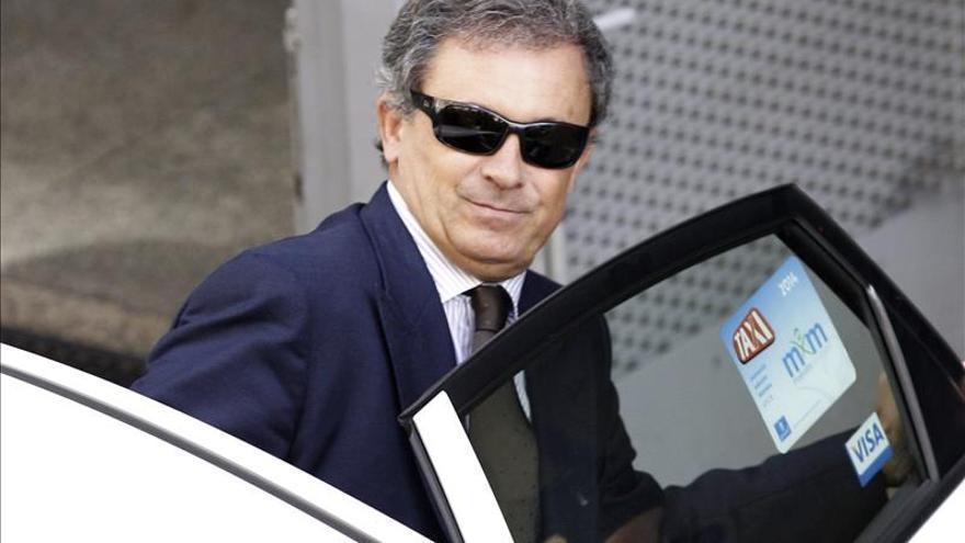 Ruz pide 10.000 euros a UPyD para personarse en la causa de Jordi Pujol Jr.