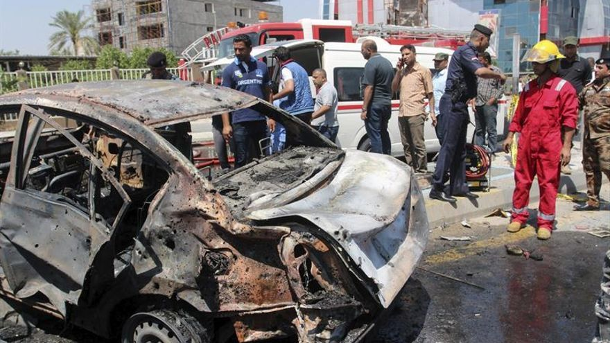Suben a 16 los peregrinos chiíes muertos en un atentado en Bagdad