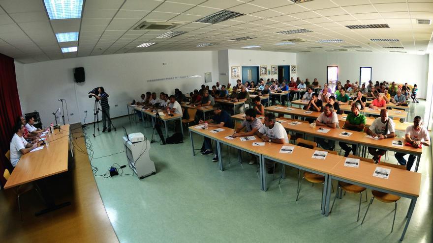 Asamblea Elcogas Puertollano julio