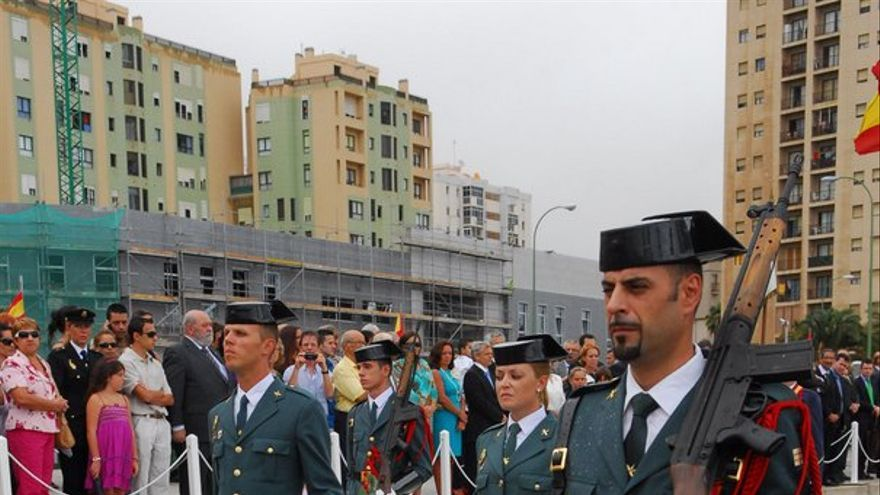 De los actos en honor a la patrona de la Guardia Civil en Gran Canaria #4