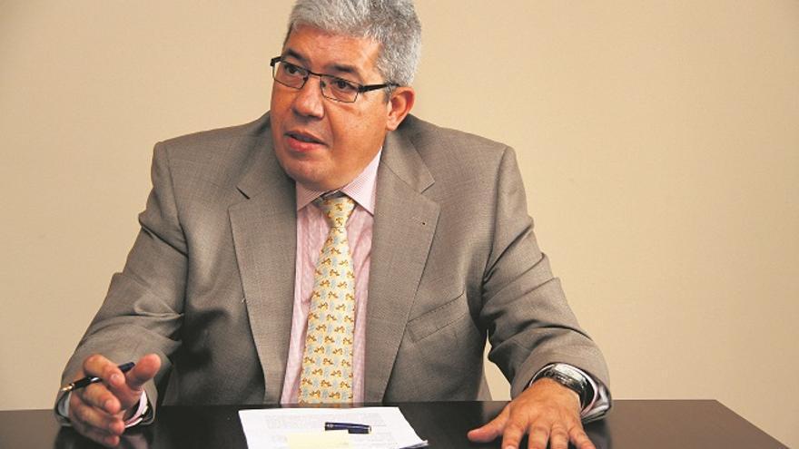 Gerardo Diaz Martín. Actual gerente de Canal Gestión Lanzarote