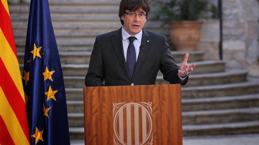 Puigdemont prevé reunirse con abogados y responsables políticos en Bruselas, según medios locales
