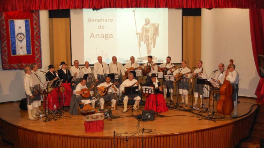 Paiba es un grupo originario del pueblo de San Andrés
