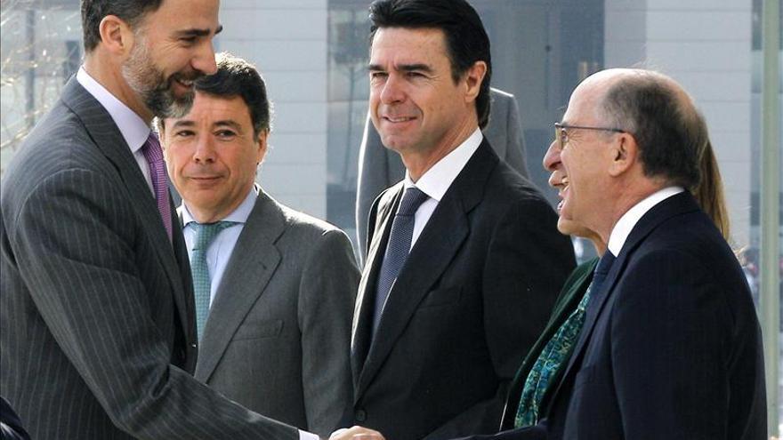 Don Felipe inaugura la nueva sede de Repsol y alaba  su gestión como ejemplo de excenlencia en España
