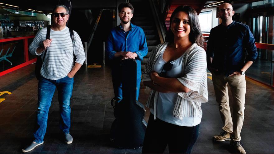 Cristina Lozano Quartet.