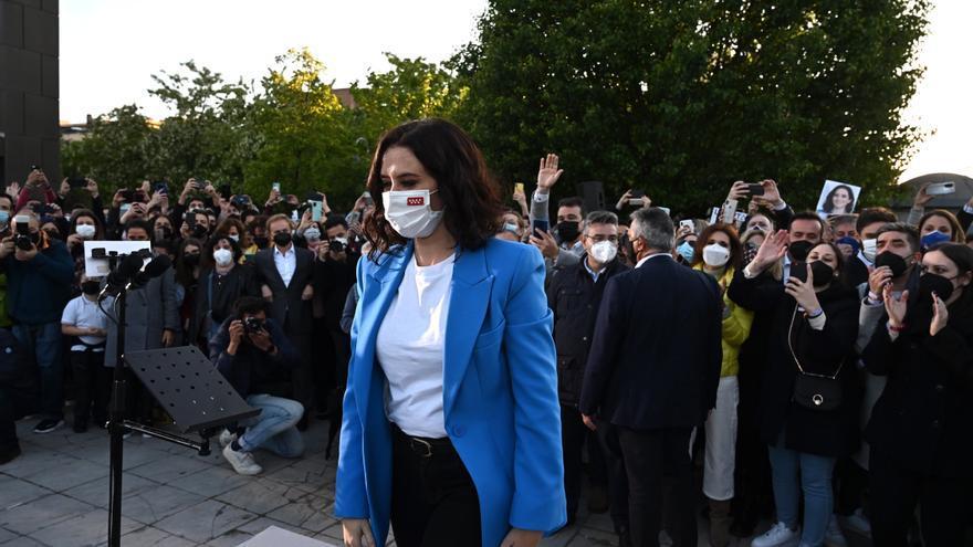Isabel Díaz Ayuso presentará su candidatura a liderar el PP madrileño