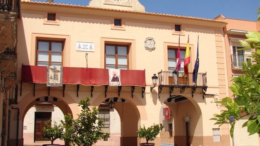 Ayuntamiento de Caudete (Albacete)