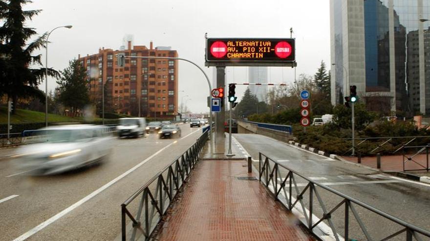 Dragados comienza a reparar los túneles cerrados al tráfico por filtraciones