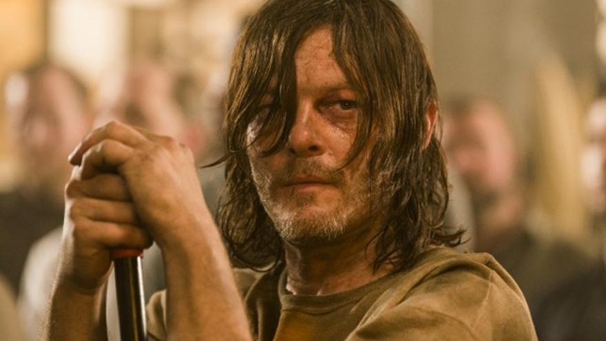 Protagonistas de 'The Walking Dead' hablan del nuevo misterio de Midseason
