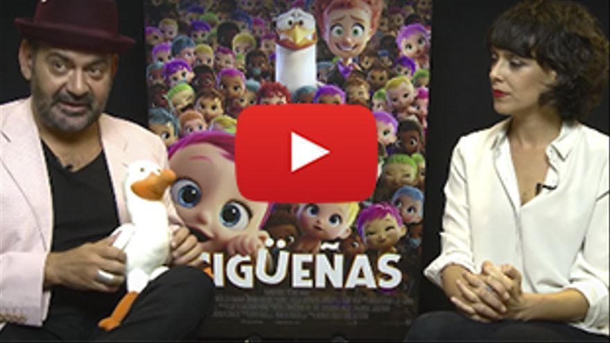 José Corbacho y Belén Cuesta (Play)