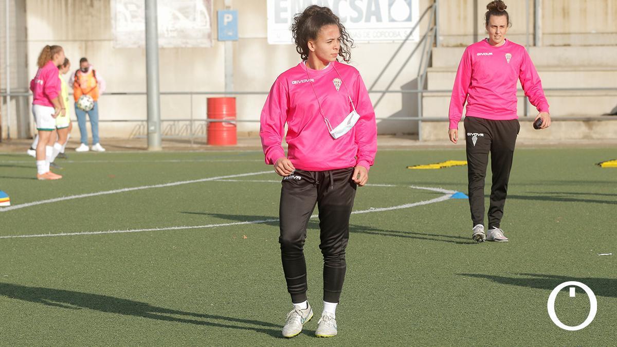 Luisa Romero, tercera baja del Córdoba Femenino
