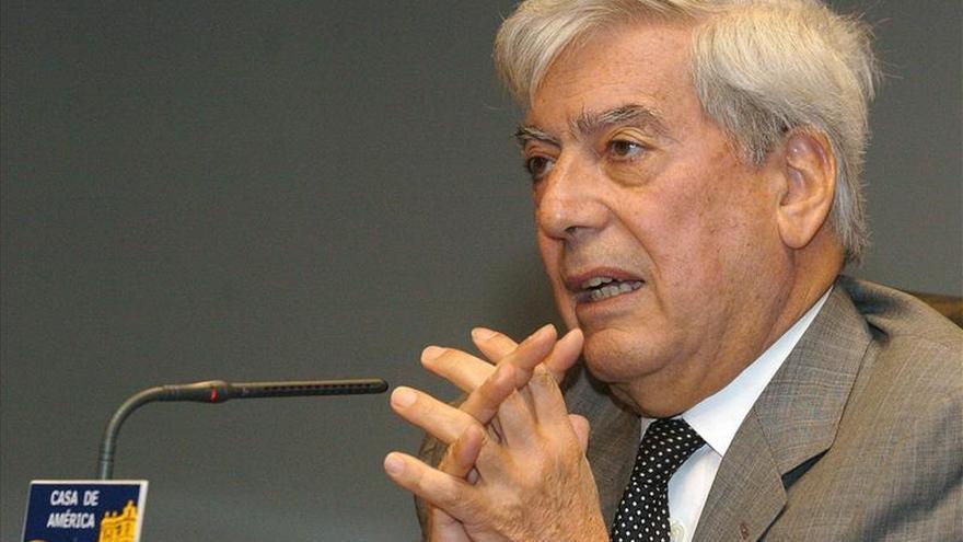 Vargas Llosa espera tener lista su nueva novela antes de cumplir 80 años