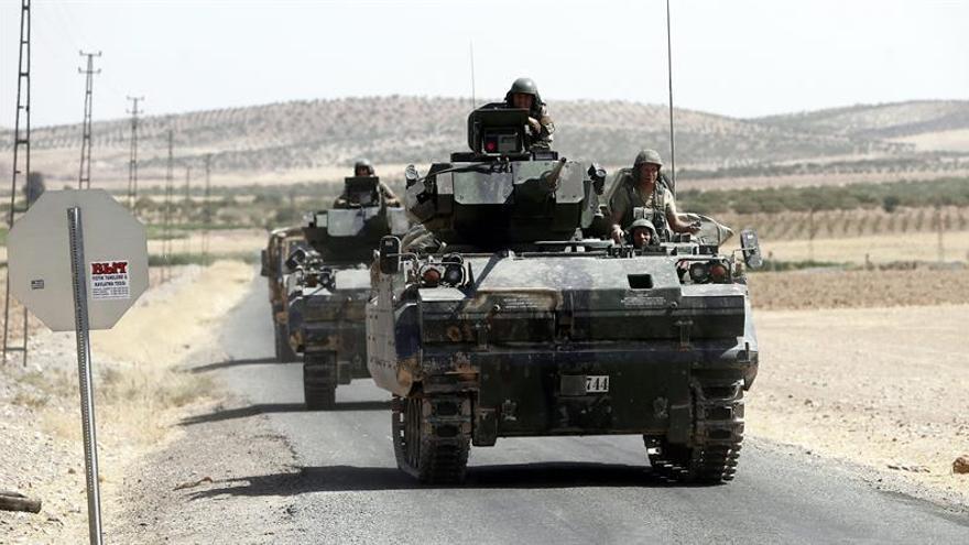 """El Ejército turco aumenta a 157 los miembros del PKK """"neutralizados"""" en el sureste"""