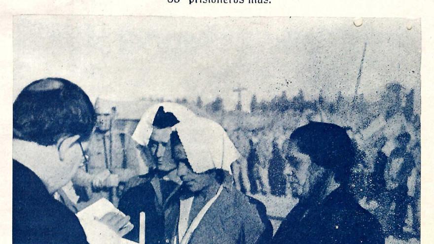 Los prisioneros eran bautizados y obligados a acudir a misa. | REVISTA NUEVA ESPAÑA