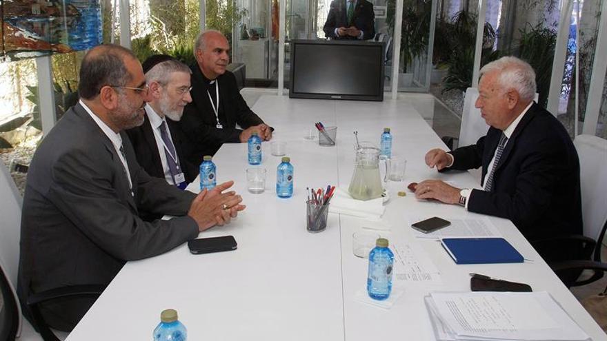 Margallo:Nuestro objetivo es ayudar a la reconciliación nacional en Venezuela