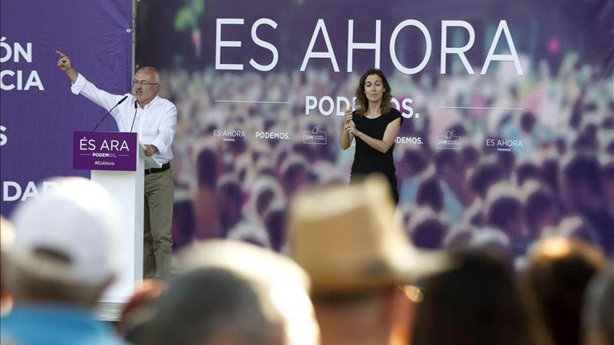 """Errejón critica que """"los únicos que no pagan sus deudas son el PP y el PSOE"""""""