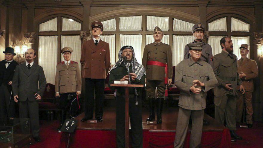 Gobernantes y dictadores del siglo XX en el Museo de Cera de Barcelona