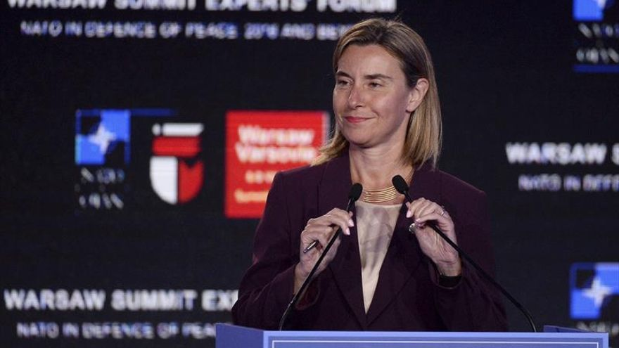 La UE aprecia la implementación del pacto nuclear con Irán un año después de la firma