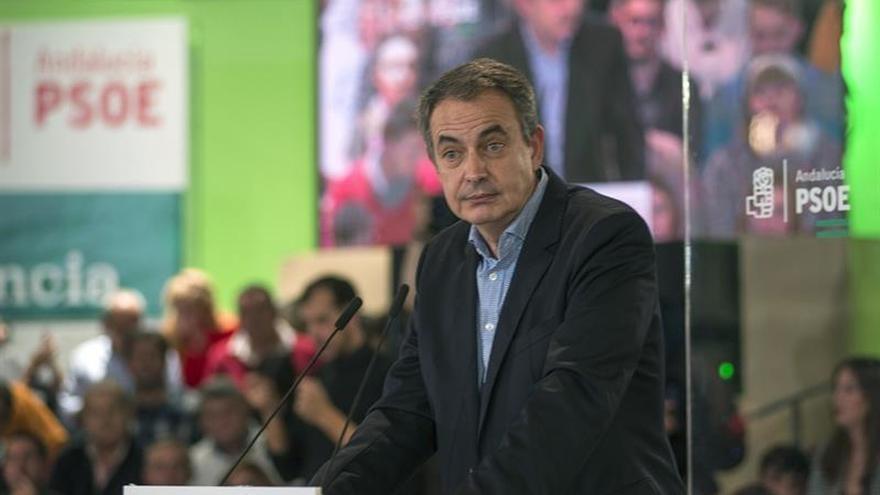 Zapatero: Se dan las condiciones para que el PSOE recupere una mayoría social